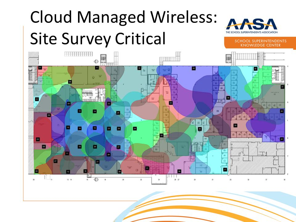 Cloud Managed Wireless: Site Survey Critical