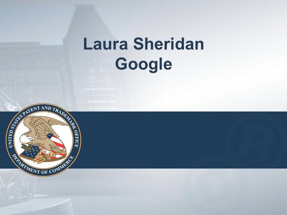 Laura Sheridan Google