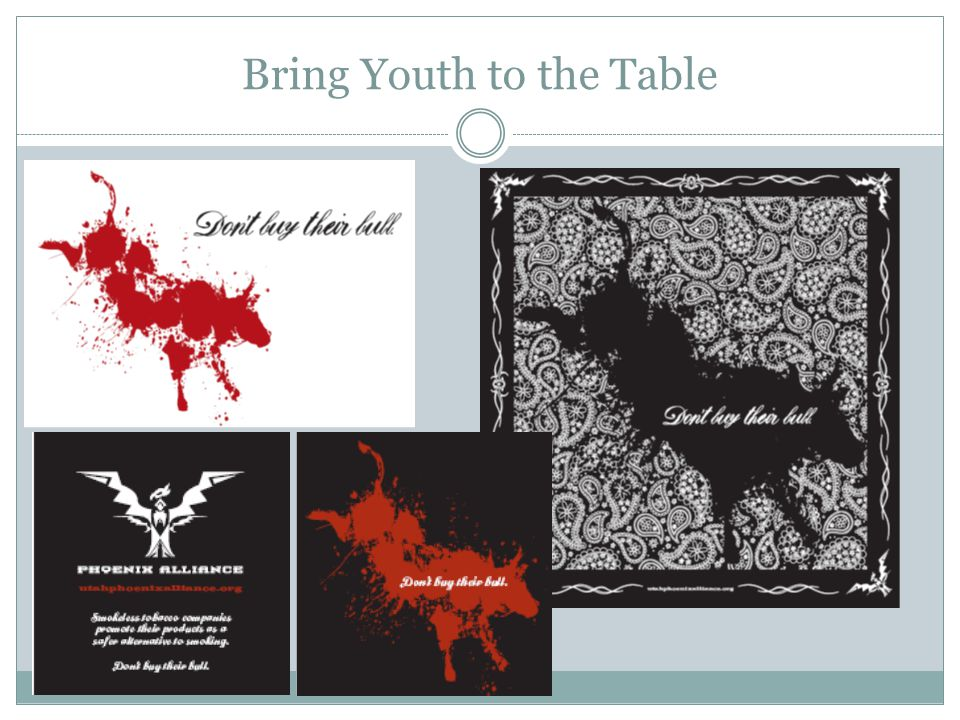 Bring Youth to the Table