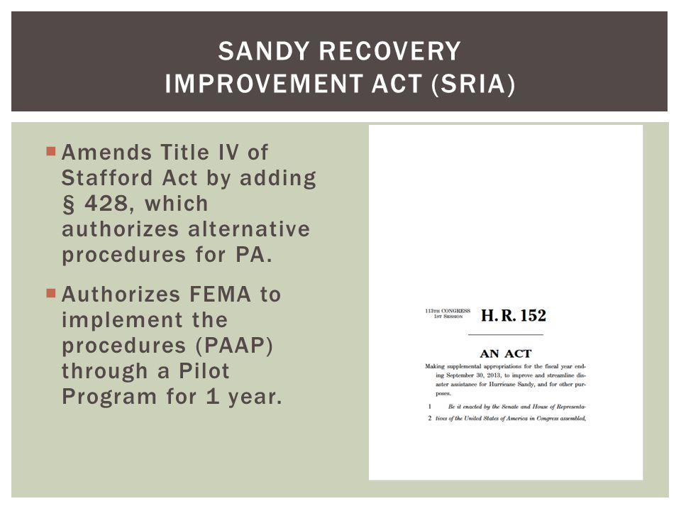  Reducing the costs to the federal government of providing PA.