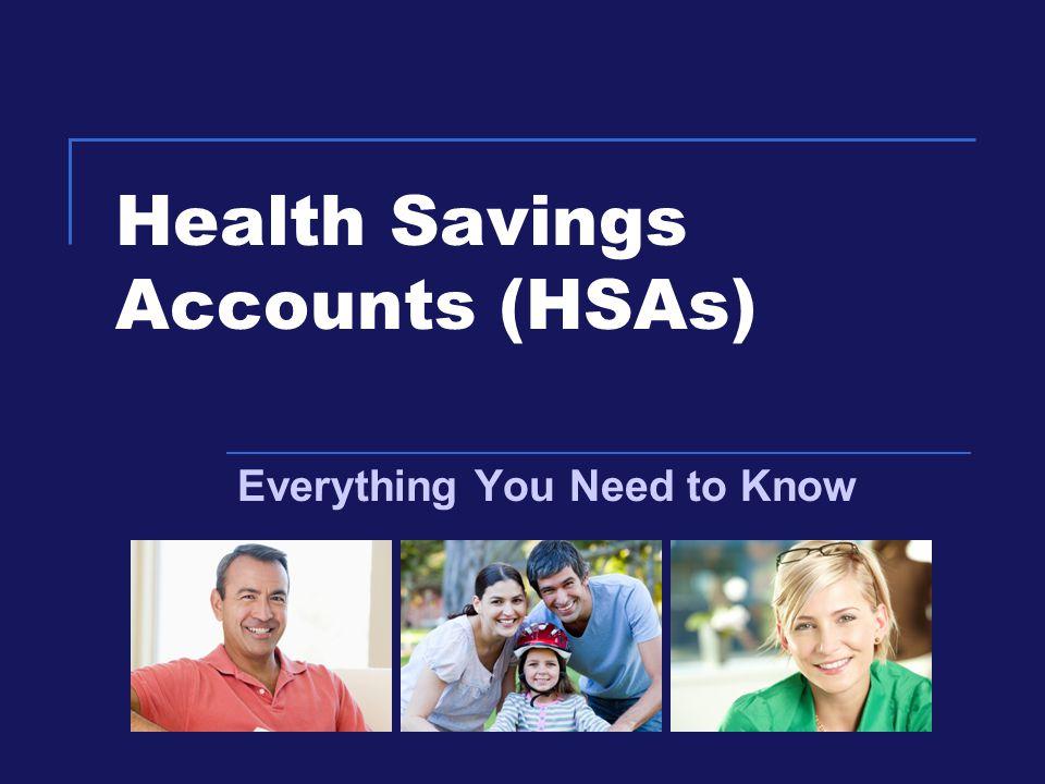 HSA BASICS