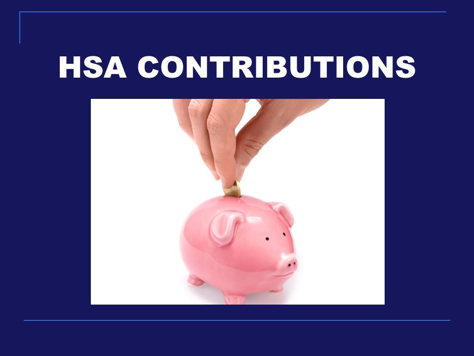 HSA Contribution Limits Each year, the IRS sets contribution limits  These limits are for the total funds contributed, including company contributions, your contributions and any other contributions.
