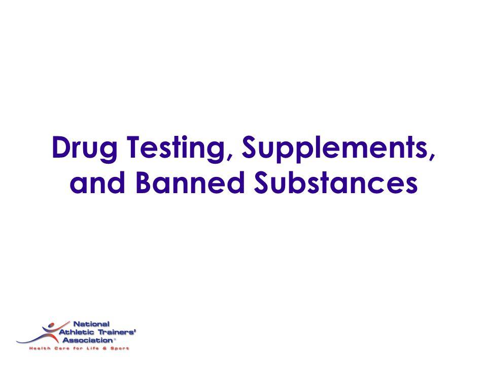 Drug Testing Most drug testing programs are designed to be preventative rather than punitive.