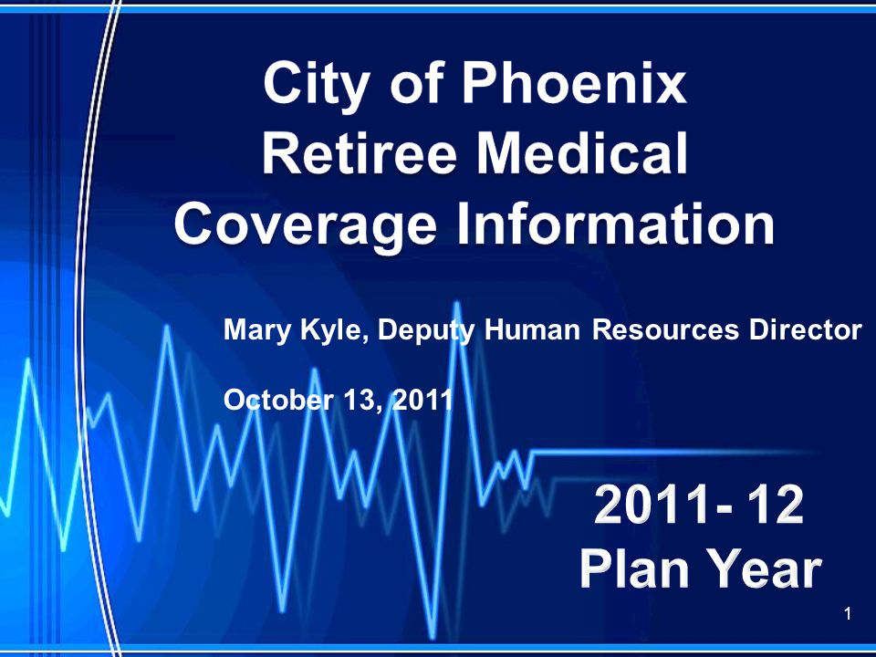 1 Mary Kyle, Deputy Human Resources Director October 13, 2011