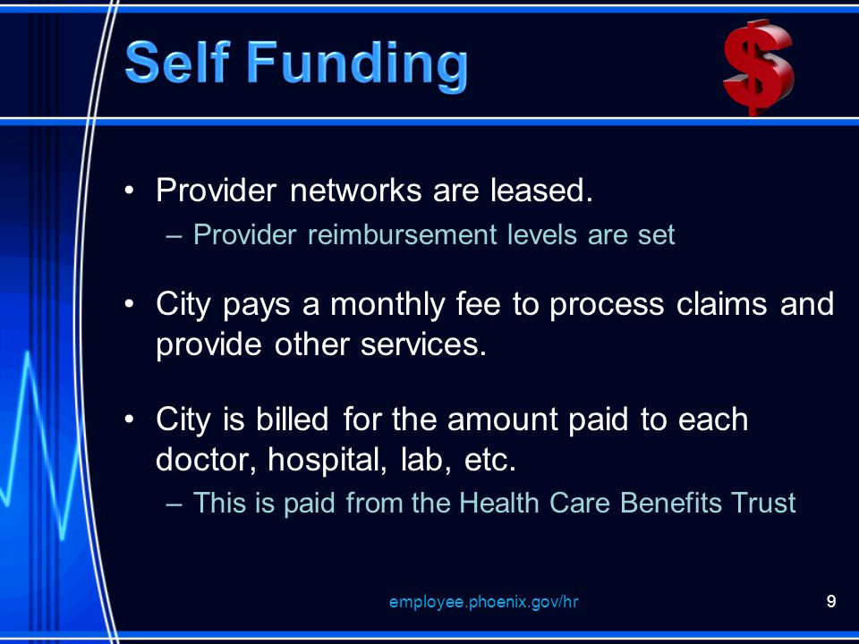Provider networks are leased.
