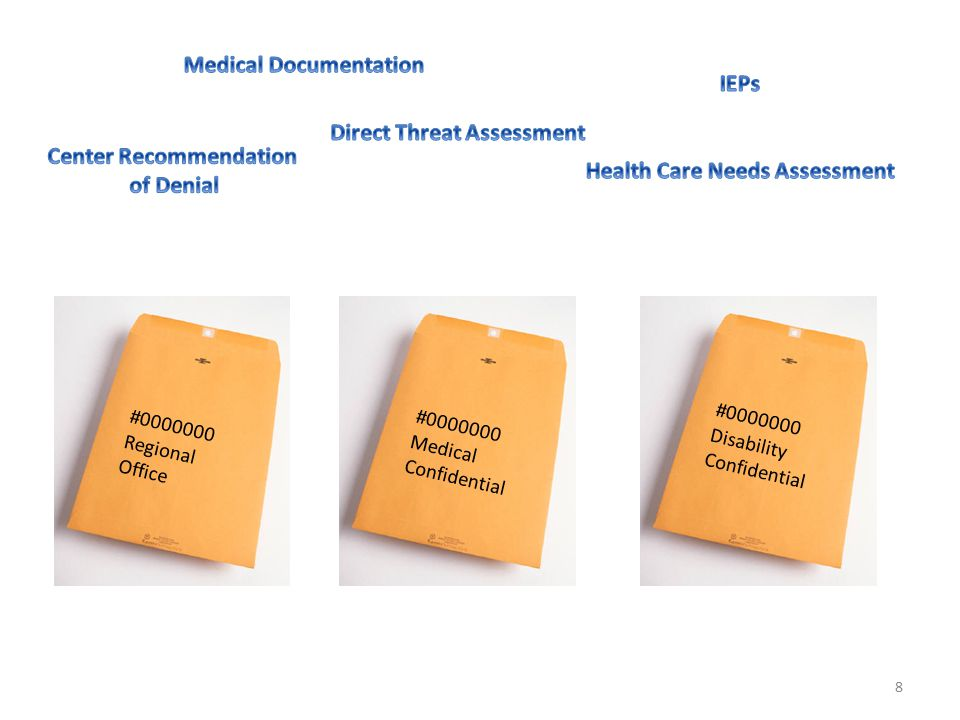 Direct Threat A direct threat assessment should be completed whenever center believes that an applicant poses a direct threat to the health or safety of himself or others.