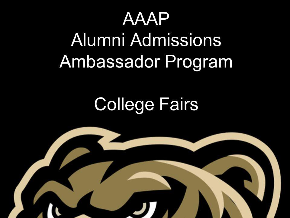 What is a College Fair.