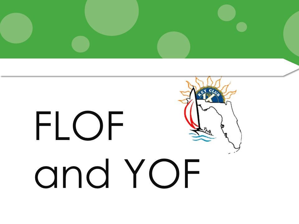 FLOF and YOF
