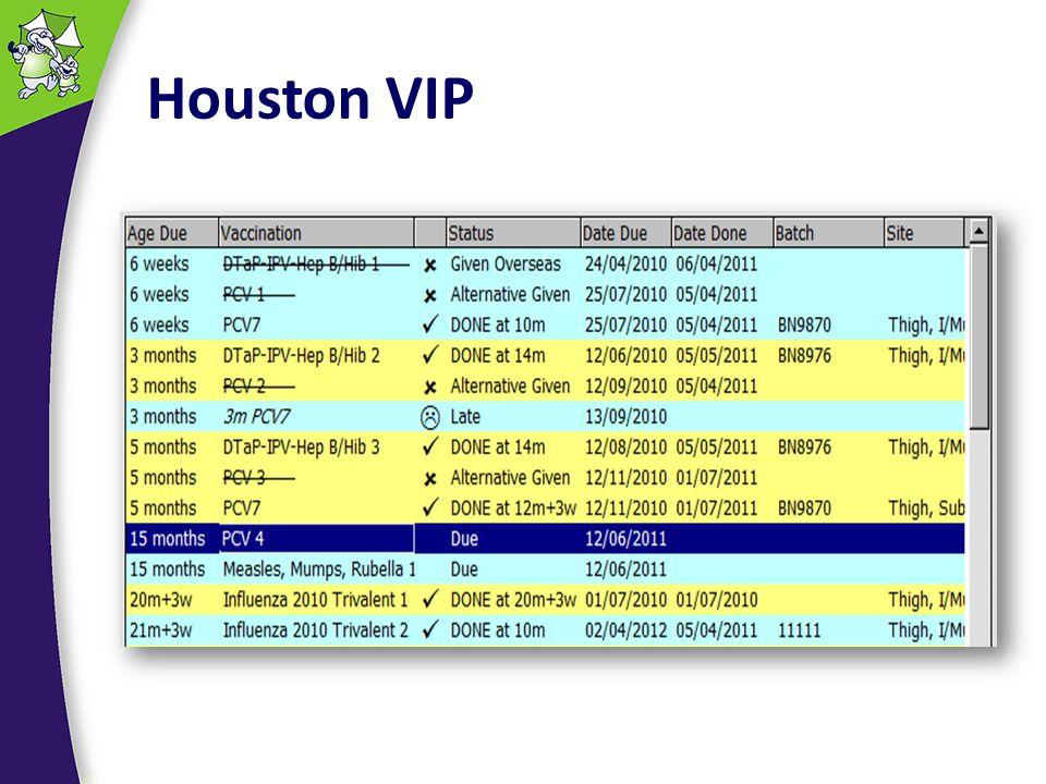 Houston VIP