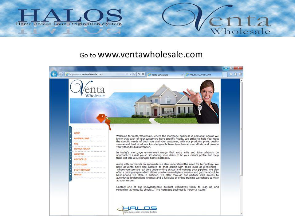 Go to www.ventawholesale.com