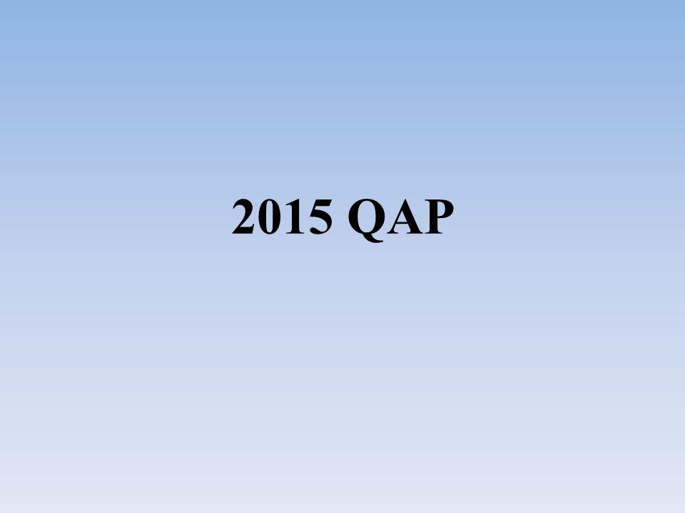 2015 QAP
