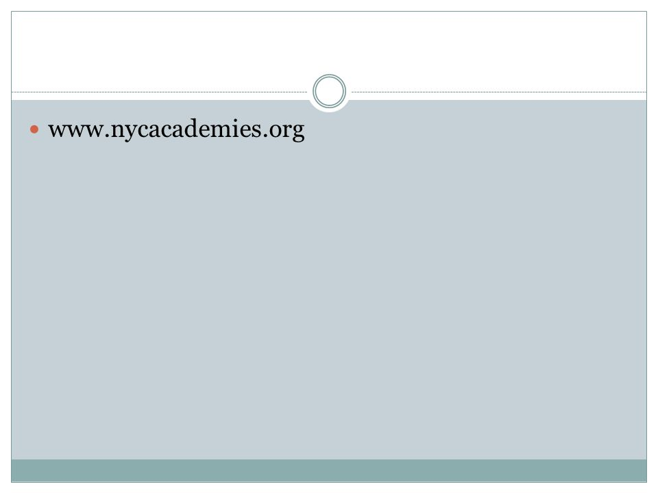 www.nycacademies.org