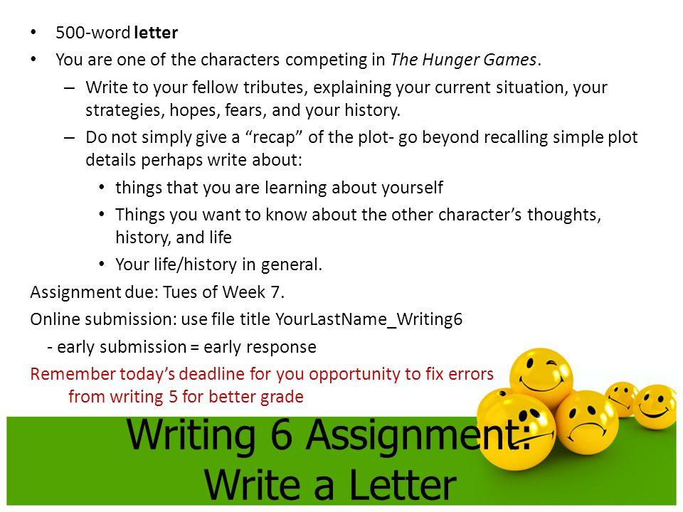 Exercise 3: Fragment-Free Writing.