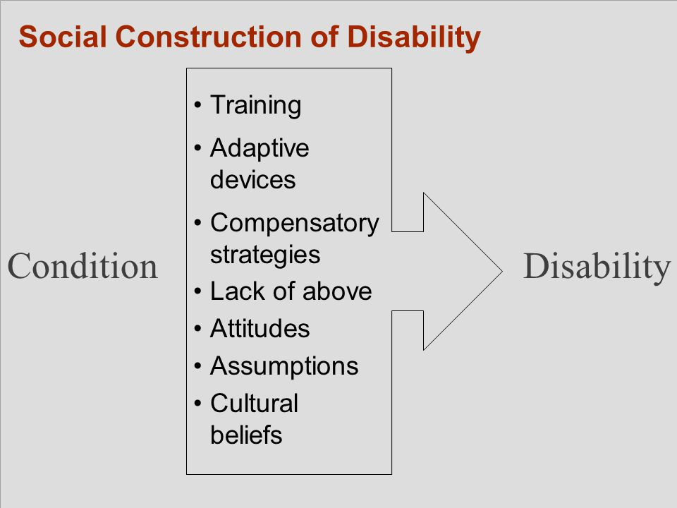 Handicapism How do negative perceptions of people with disabilities by people without disabilities affect people with disabilities as a group?
