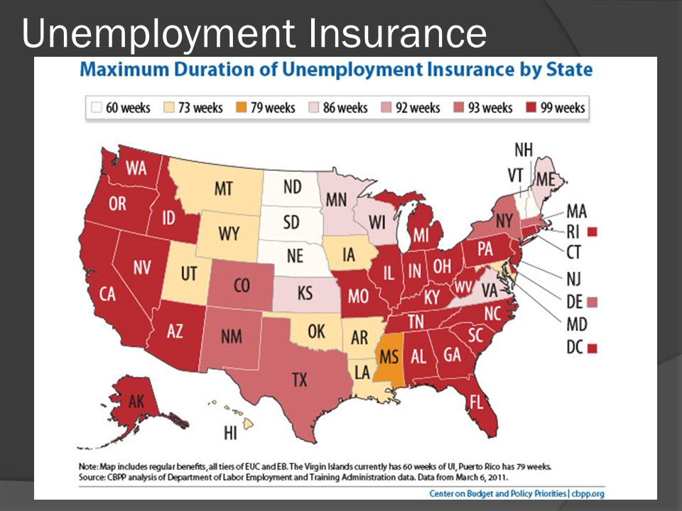 Unemployment Insurance  Unemployment insurance - government program to protect workers' incomes when they become unemployed Eligible – people who are