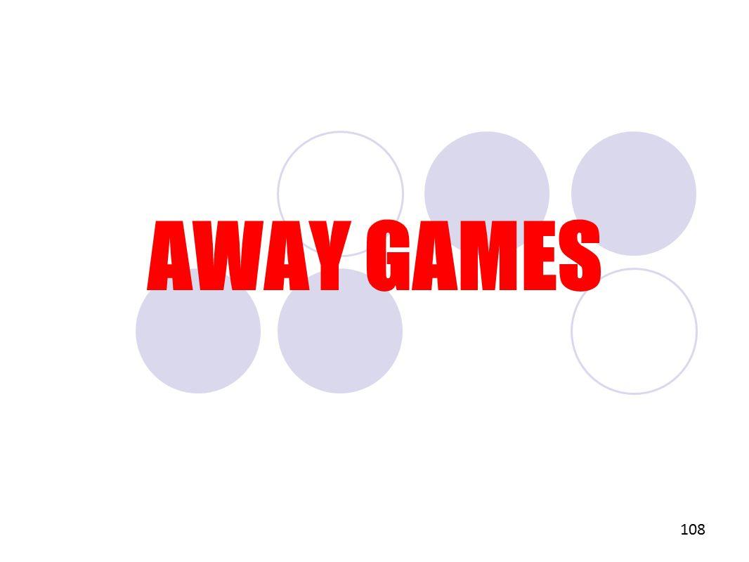 AWAY GAMES 108