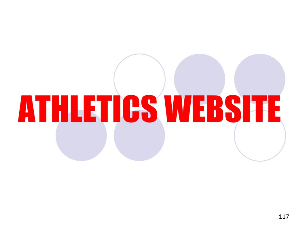 ATHLETICS WEBSITE 117