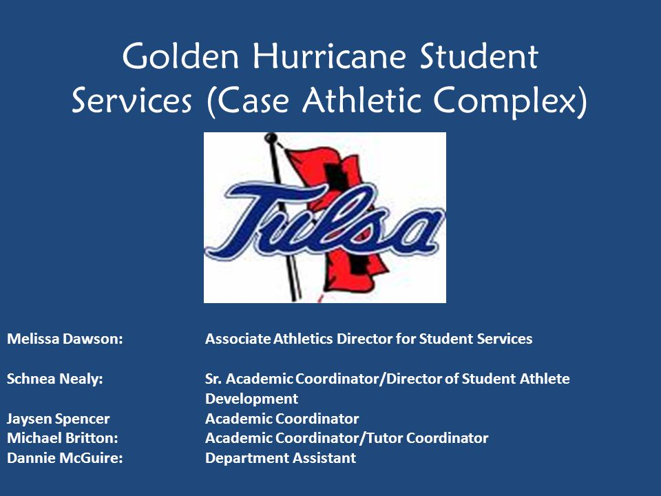 Academic and Personal support for Student- Athletes Relationship with campus advisor Athletic Academic Coordinator Enhanced Academic Support(EAS) – Based on Cum GPA/evaluation by GHSS staff – Assigned study hours – Tutoring and Mentoring