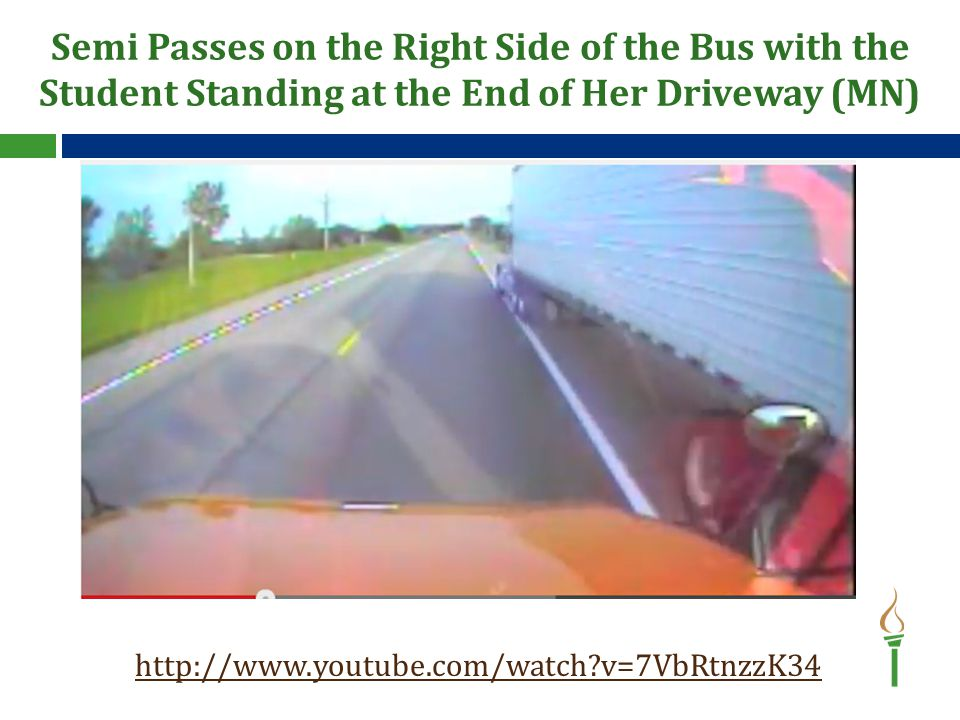 2015 National School Bus Illegal Passing Survey  This year we are enlisting your assistance again on this important project.