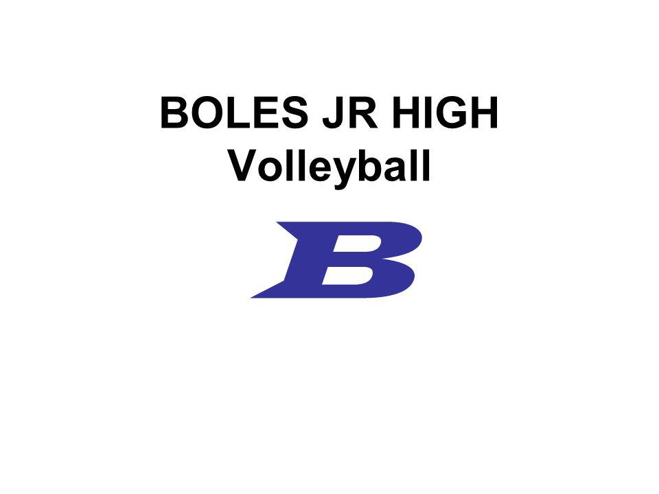 BOLES JR HIGH Volleyball B