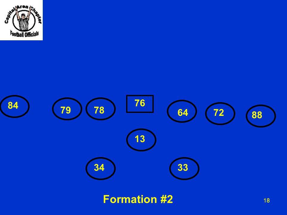 18 84 7978 76 6472 88 13 3433 Formation #2