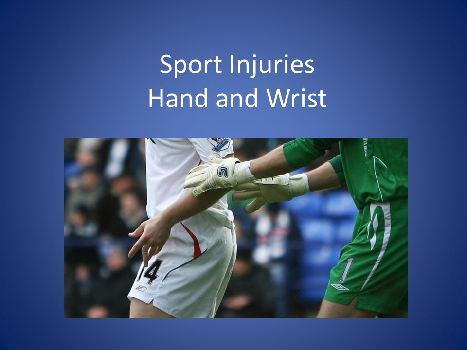 Wrist Case 24-year-old male FOOSH (fell on outstretched hand) while skiing over the weekend Seen at the mountain clinic and told wrist sprain