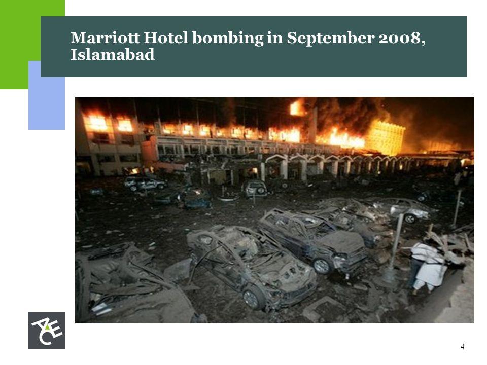 4 Marriott Hotel bombing in September 2008, Islamabad