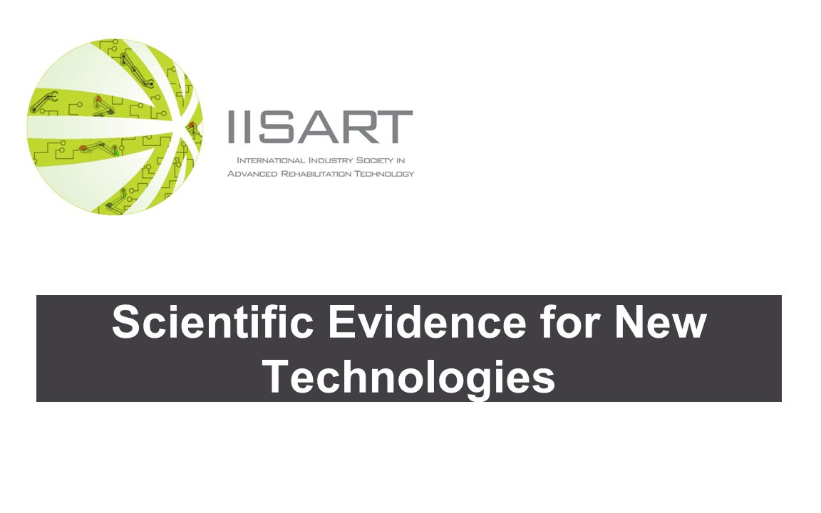 Scientific Evidence for New Technologies