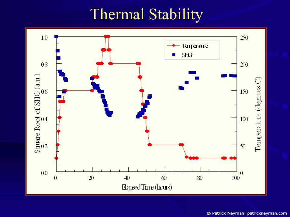 Thermal Stability © Patrick Neyman: patrickneyman.com