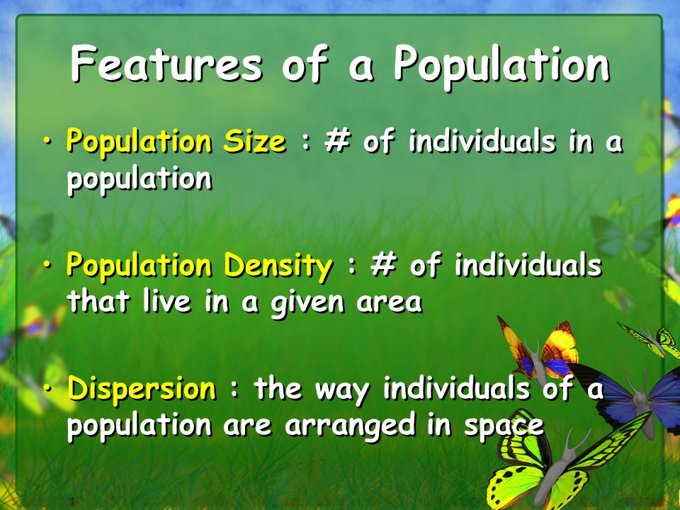 Demography is - Demography: the statistical study of populations So what is a Demographer.