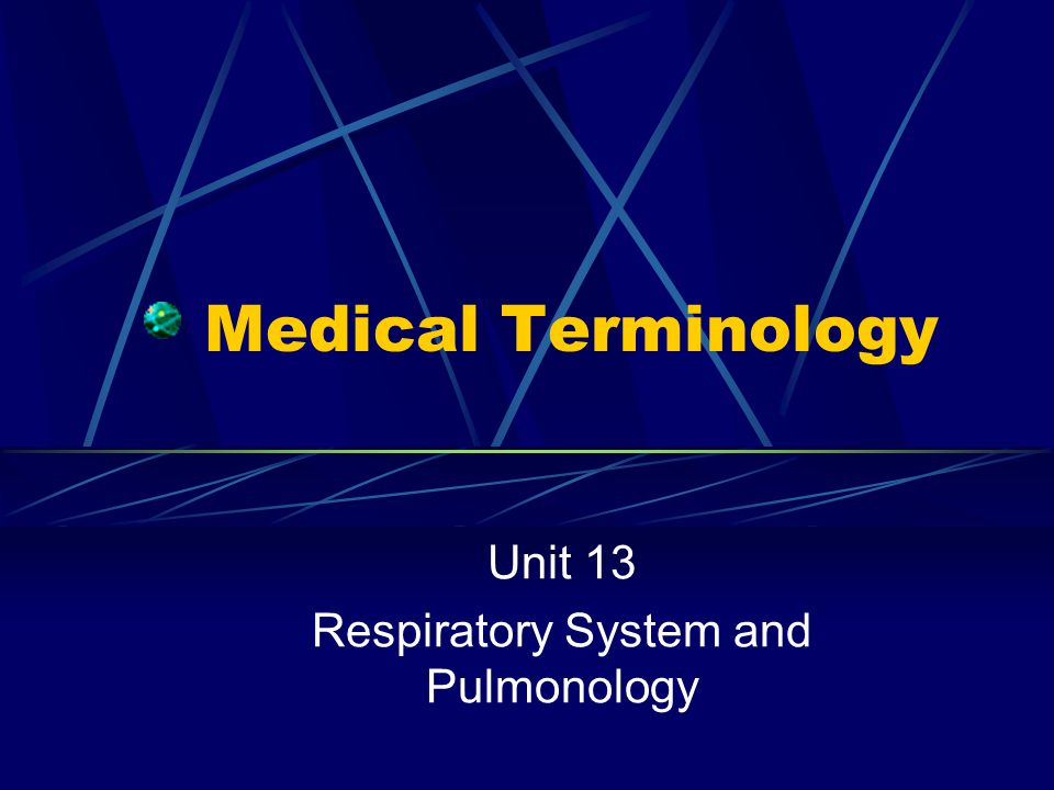 Abbreviation RT TB TC & DB URI Respiratory therapist Tuberculosis Turn, cough, and deep breathe Upper respiratory infection