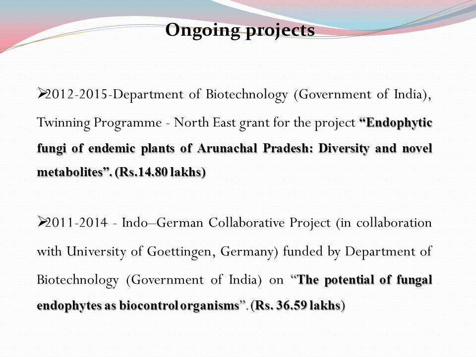 Collaborations Prof.