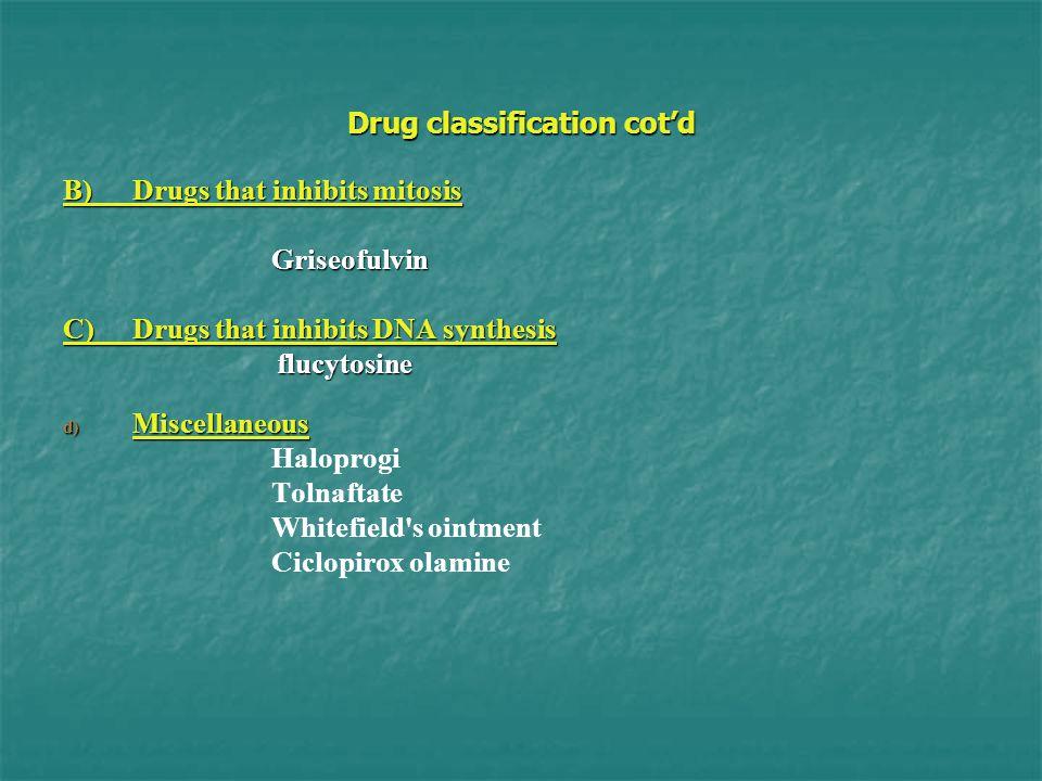 FLUCONAZOLE It is fluorinated bistriazole.It is fluorinated bistriazole.