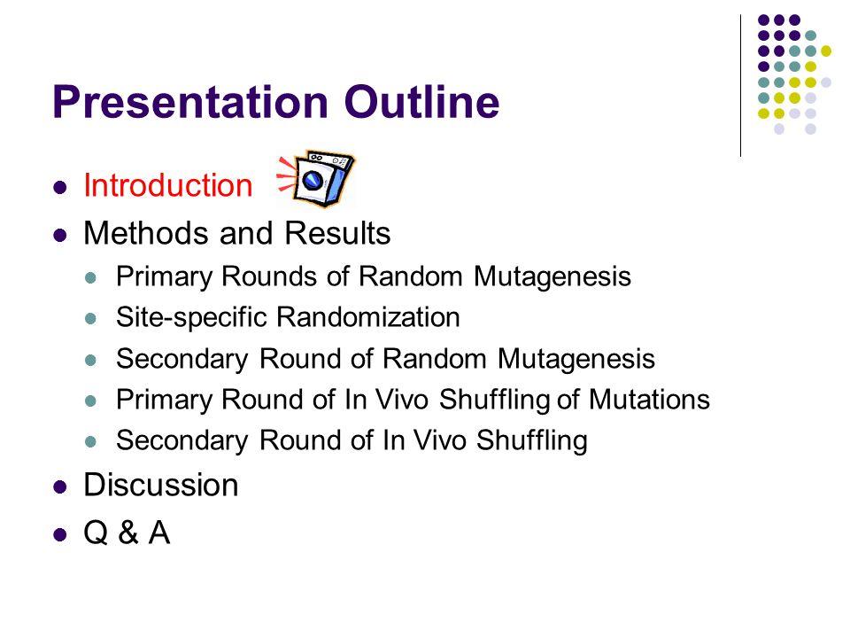 2 nd Round Random Mutagenesis (R2) Best combination from site-directed and random mutagenesis [Mutant 072(E239G, M242I, and Y272F)] Error Prone PCR with Mutant 072