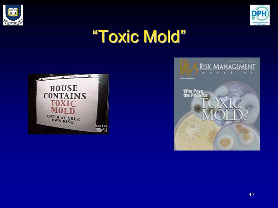 47 Toxic Mold