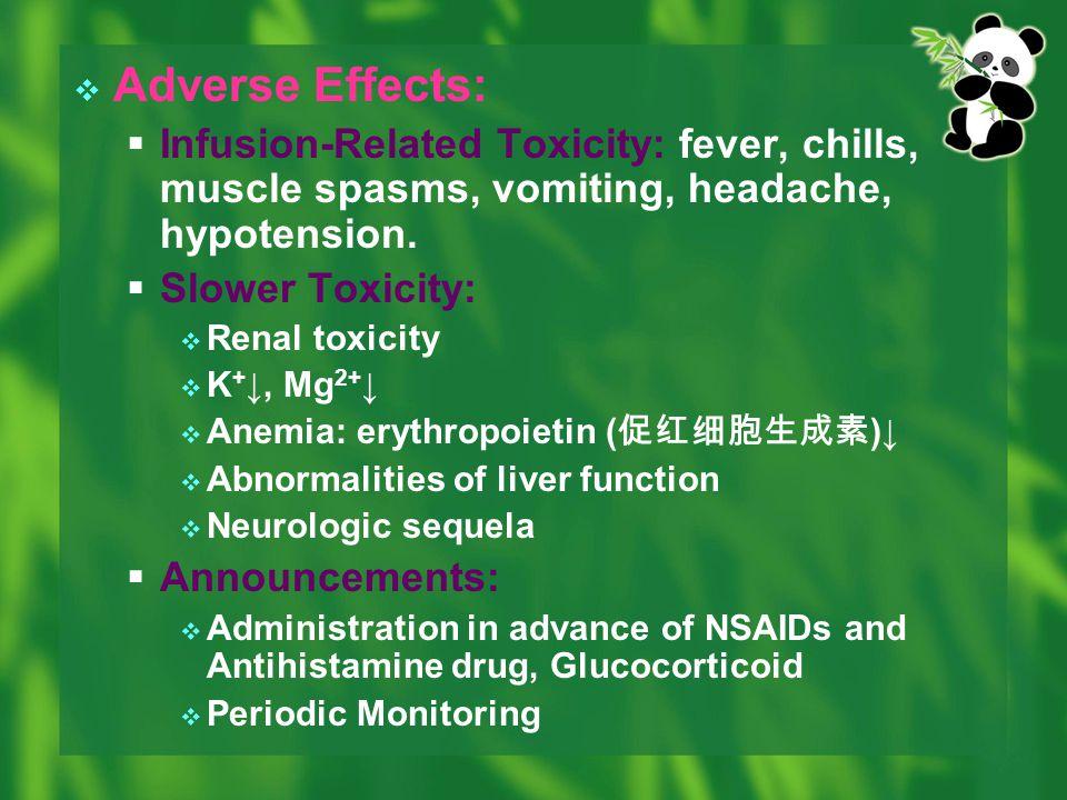 Amphotericin B Liposomal Amphotericin B  Lipid preparations reduce toxicity without sacrificing efficacy.