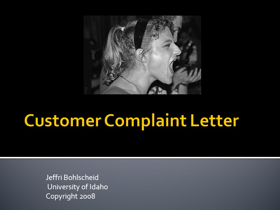 Jeffri Bohlscheid University of Idaho Copyright 2008