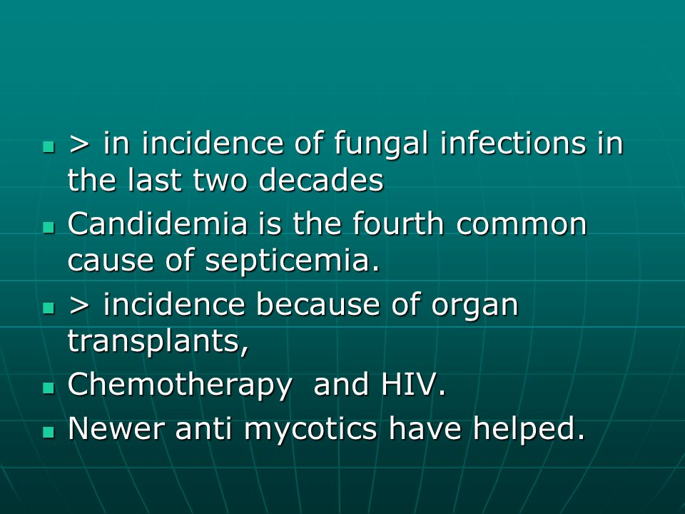 ANTIFUNGAL DRUGS DRUGS FOR S.C & SYSTEMIC MYCOSIS 1.