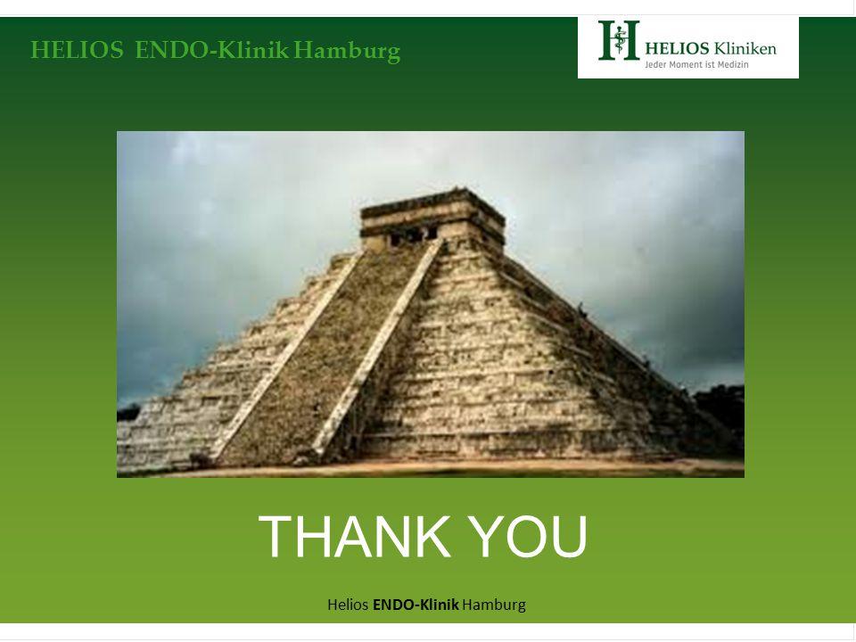 HELIOS ENDO-Klinik Hamburg Helios ENDO-Klinik Hamburg THANK YOU