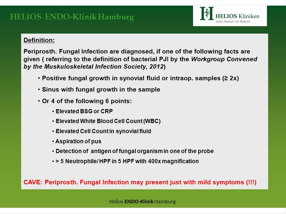 HELIOS ENDO-Klinik Hamburg Helios ENDO-Klinik Hamburg Definition: Periprosth.