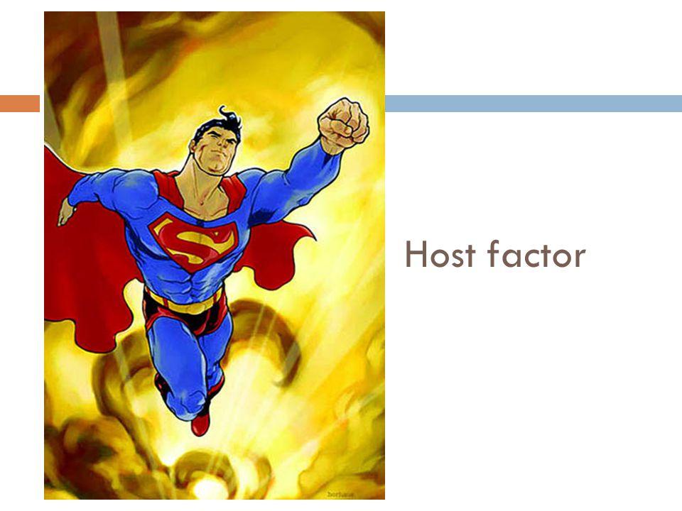 Host factor