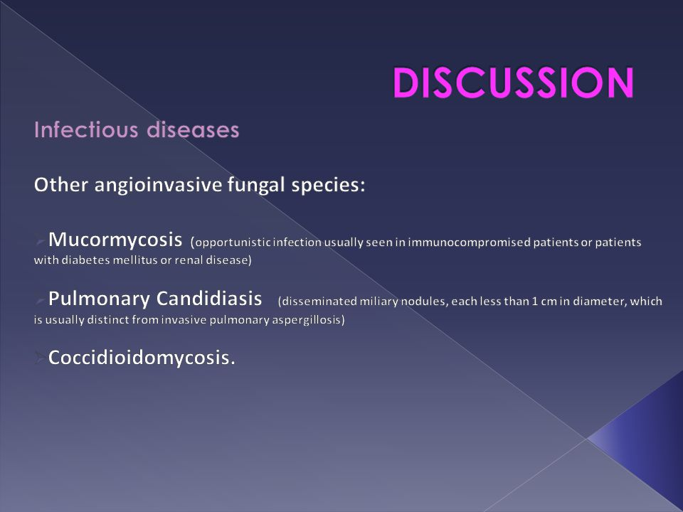 Major causes of pulmonary morbidity and mortality in the immunocompromised host.