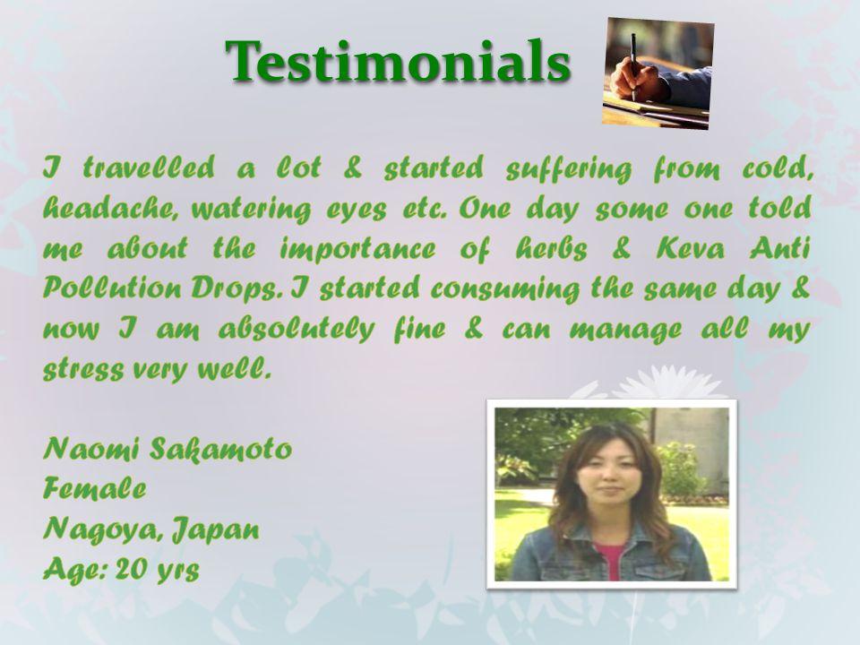 TestimonialsTestimonials