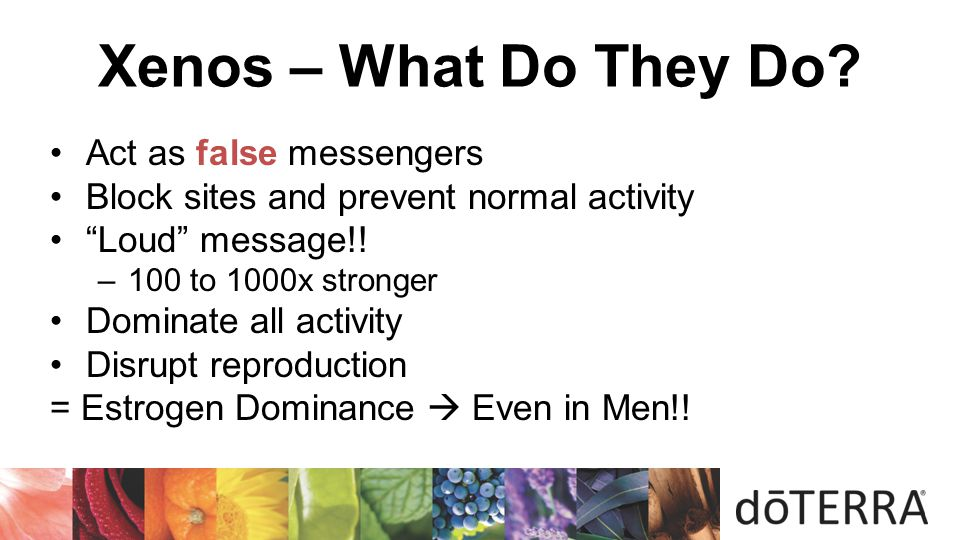 "Xenos – What Do They Do? Act as false messengers Block sites and prevent normal activity ""Loud"" message!! –100 to 1000x stronger Dominate all activity"