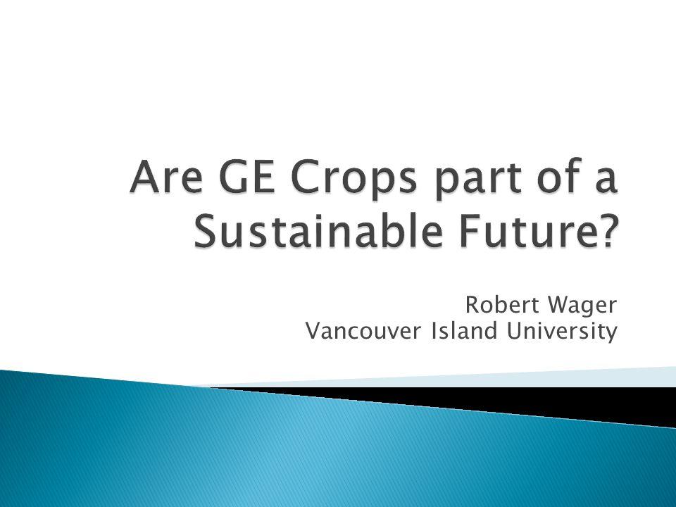Robert Wager Vancouver Island University