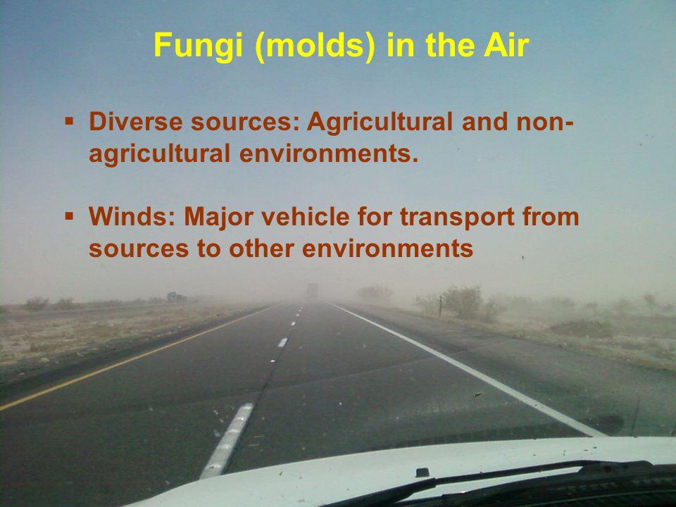 1)Concentrated Animal Feeding Operations (CAFOs) 2)Non-CAFOs Sampling locations