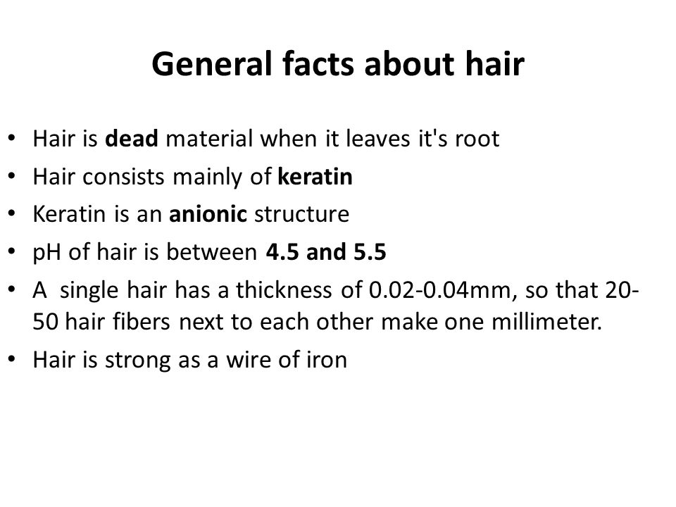 Natural hair pigmentation It is the cortex which gives the hair its colour.