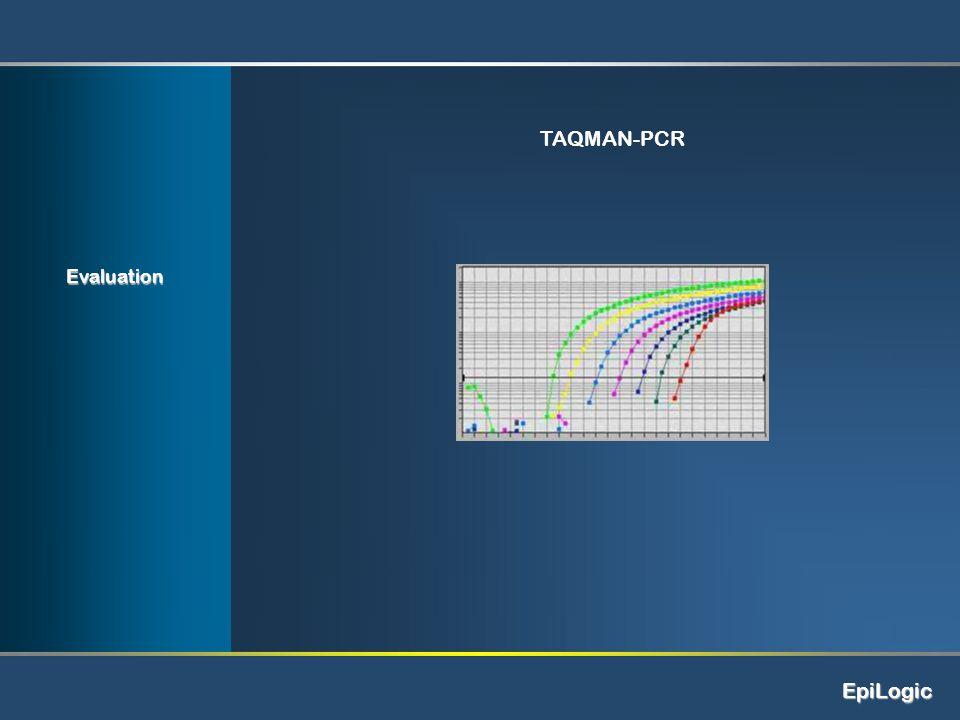 TAQMAN-PCR EpiLogic Evaluation