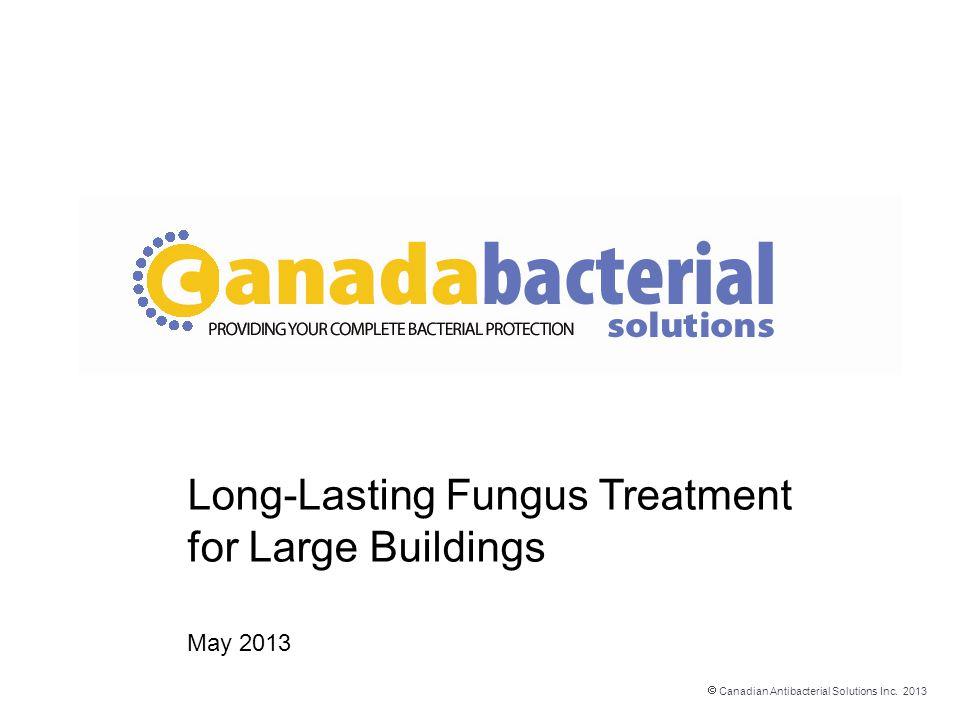  Canadian Antibacterial Solutions Inc.