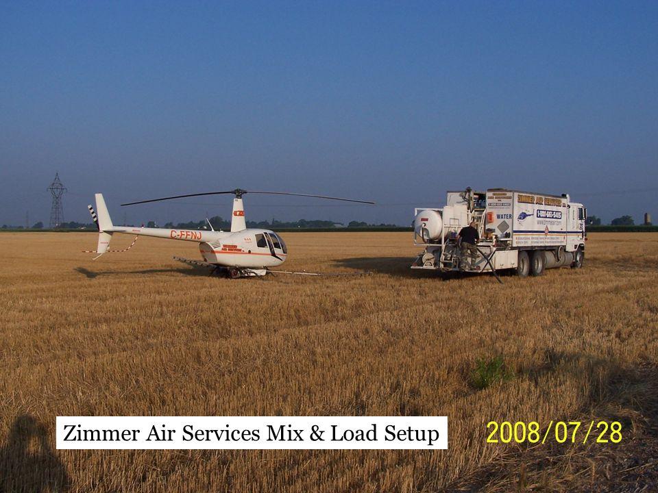Zimmer Air Services Mix & Load Setup